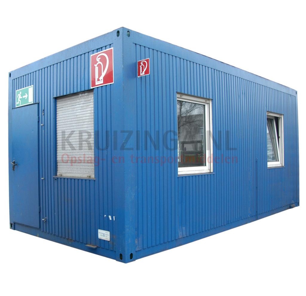container b rocontainer 20 fu gebraucht 2950. Black Bedroom Furniture Sets. Home Design Ideas
