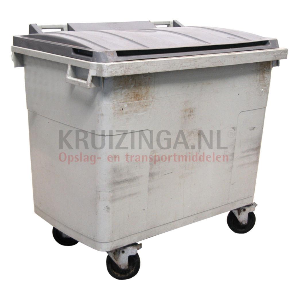 conteneur poubelle occasion d chets et hygi ne convient la norme kam avec couvercle articul. Black Bedroom Furniture Sets. Home Design Ideas
