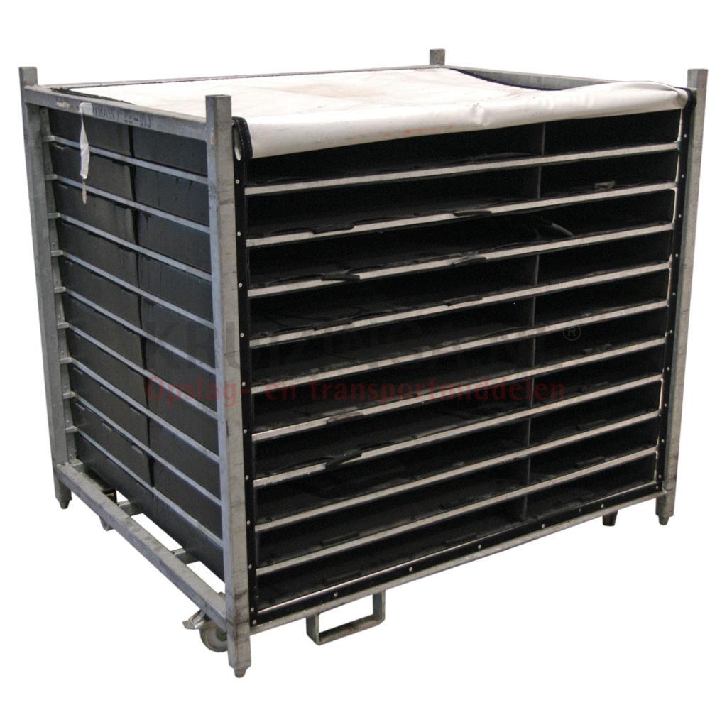conteneur transport conteneur d 39 39 transport empilable occasion. Black Bedroom Furniture Sets. Home Design Ideas