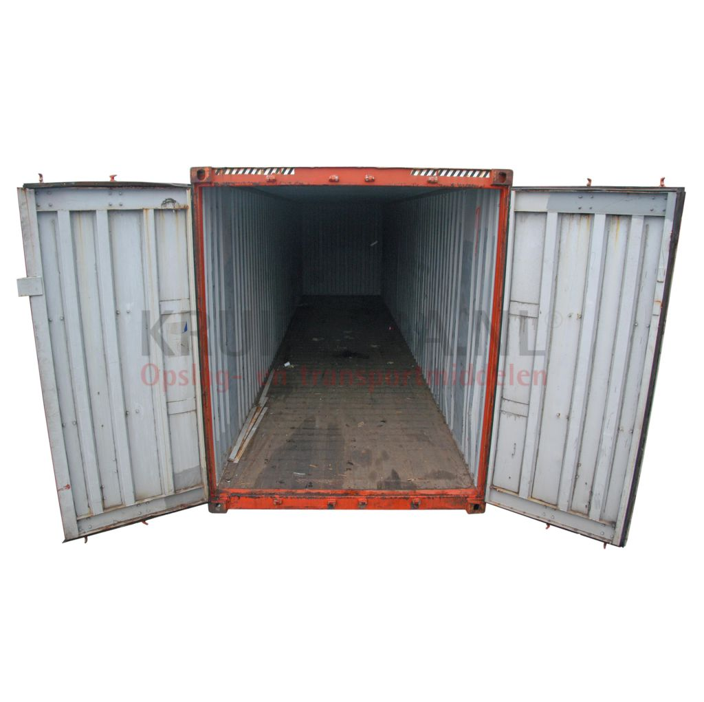 Container High Cube 40 Fuß Gebraucht Ab € 1950