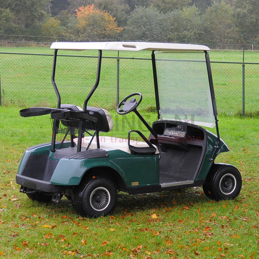 golfwagen e z go f r 2 personen elektrisch gebraucht. Black Bedroom Furniture Sets. Home Design Ideas