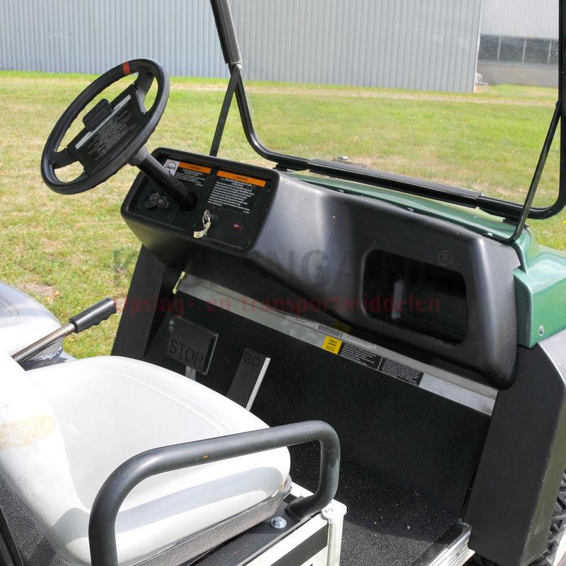 golfwagen club car carryall f r 2 personen benzin motor. Black Bedroom Furniture Sets. Home Design Ideas