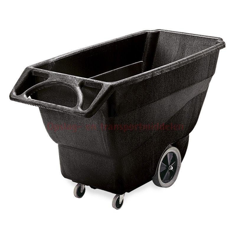 conteneur poubelle d chets et hygi ne chariot de transport basculable 722 75 frais de. Black Bedroom Furniture Sets. Home Design Ideas