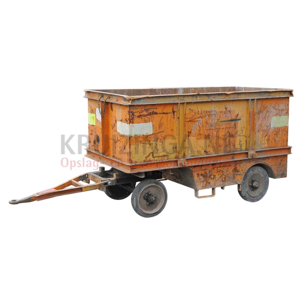 chariot transport remorques industrielles 1 axe de rotation seul direction avec attelage. Black Bedroom Furniture Sets. Home Design Ideas