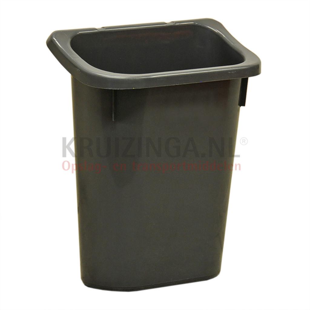 Nieuwe Afval En Reiniging Afvalbak Kunststof Afvalbak Zonder Deksel