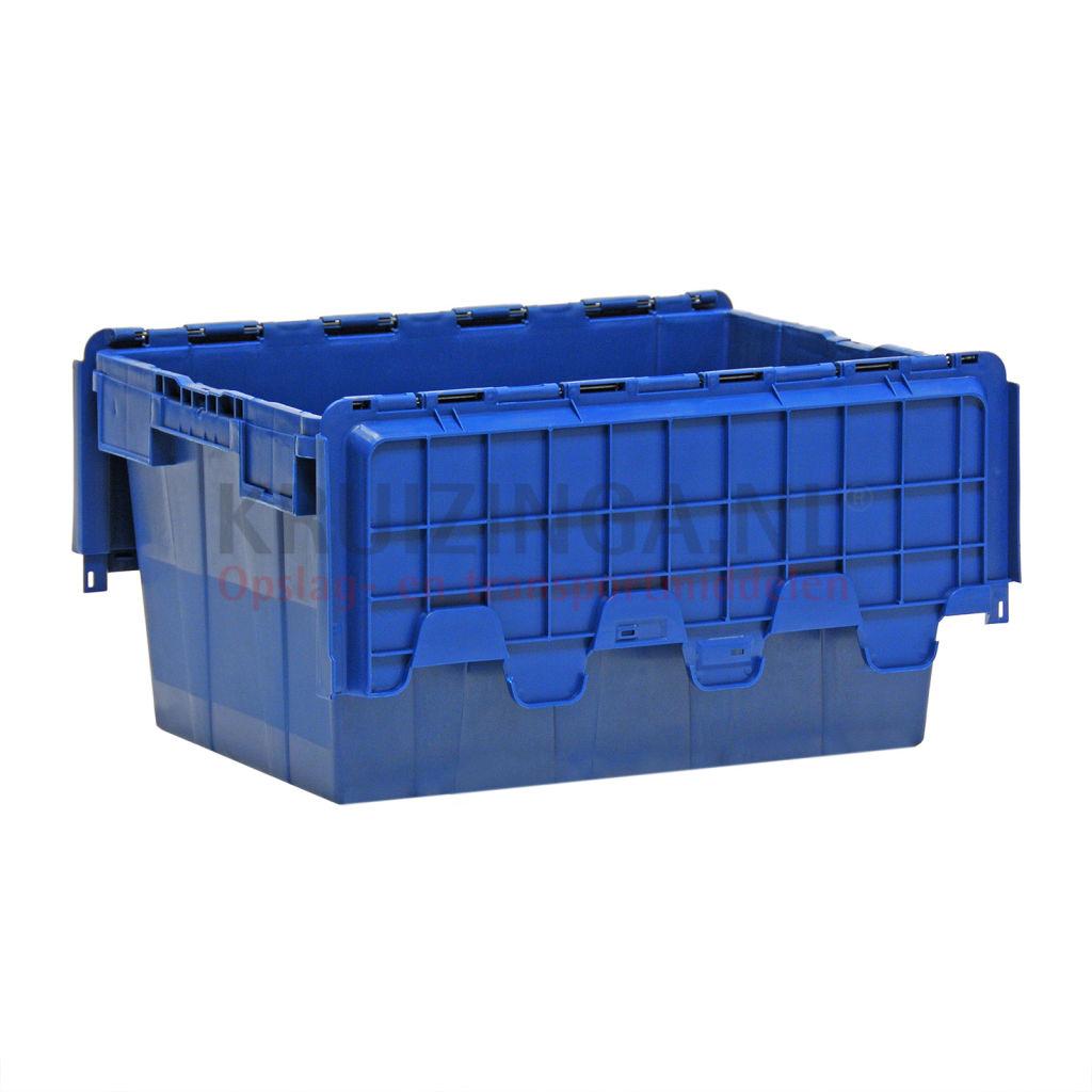 Stapelboxen Kunststoff Schachtel Und Stapelbar Mit 2 Teiligem