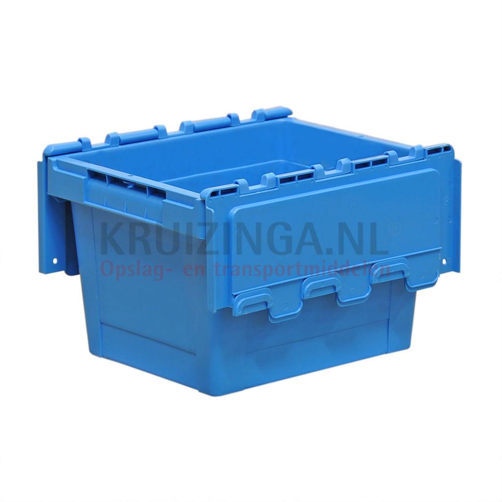 stapelboxen kunststoff schachtel und stapelbar mit 2 teiligem deckel ab 9 75 frei haus. Black Bedroom Furniture Sets. Home Design Ideas