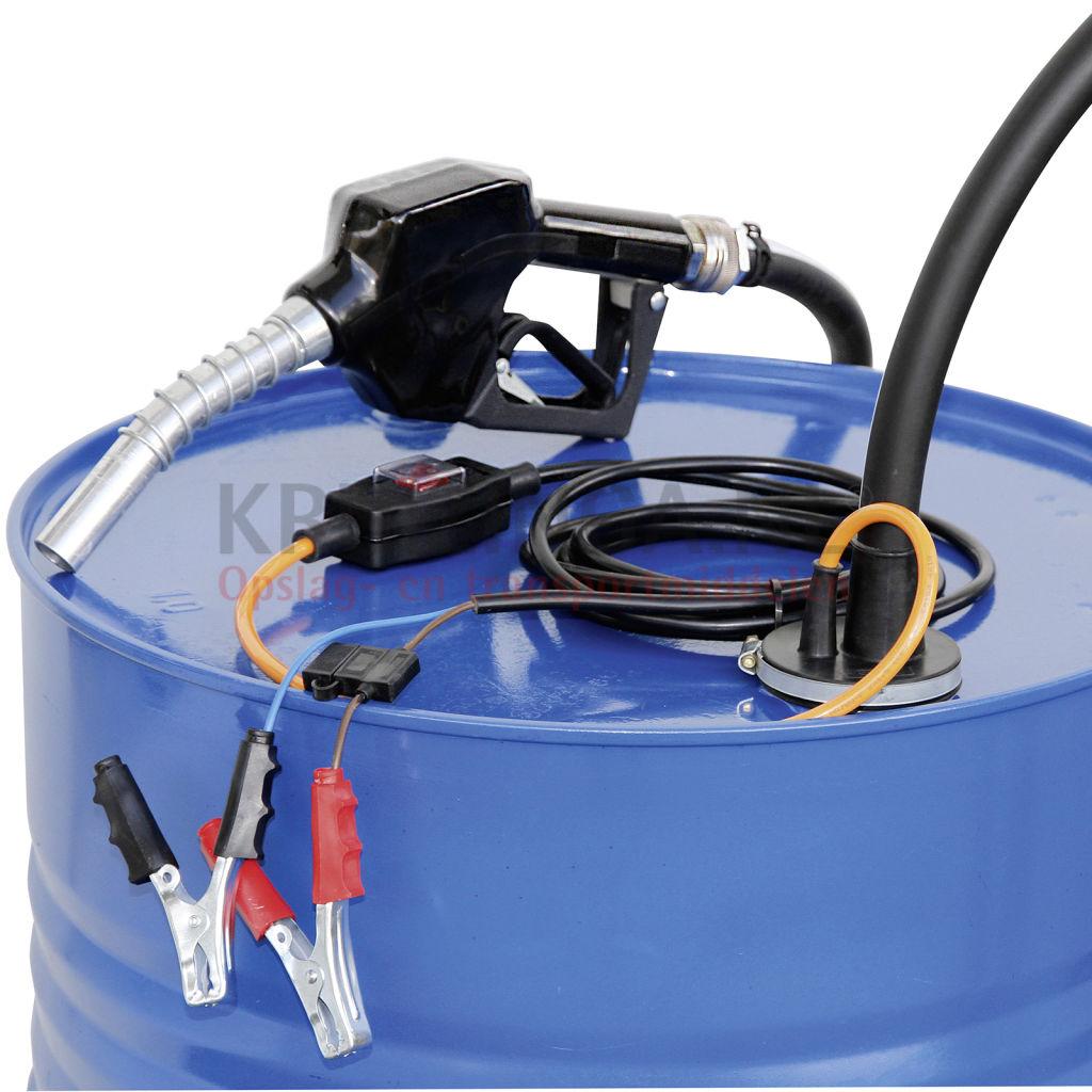 appareillage pour rouleur de f t pompe liquide 12v pour l adblue et diesel convenable de. Black Bedroom Furniture Sets. Home Design Ideas