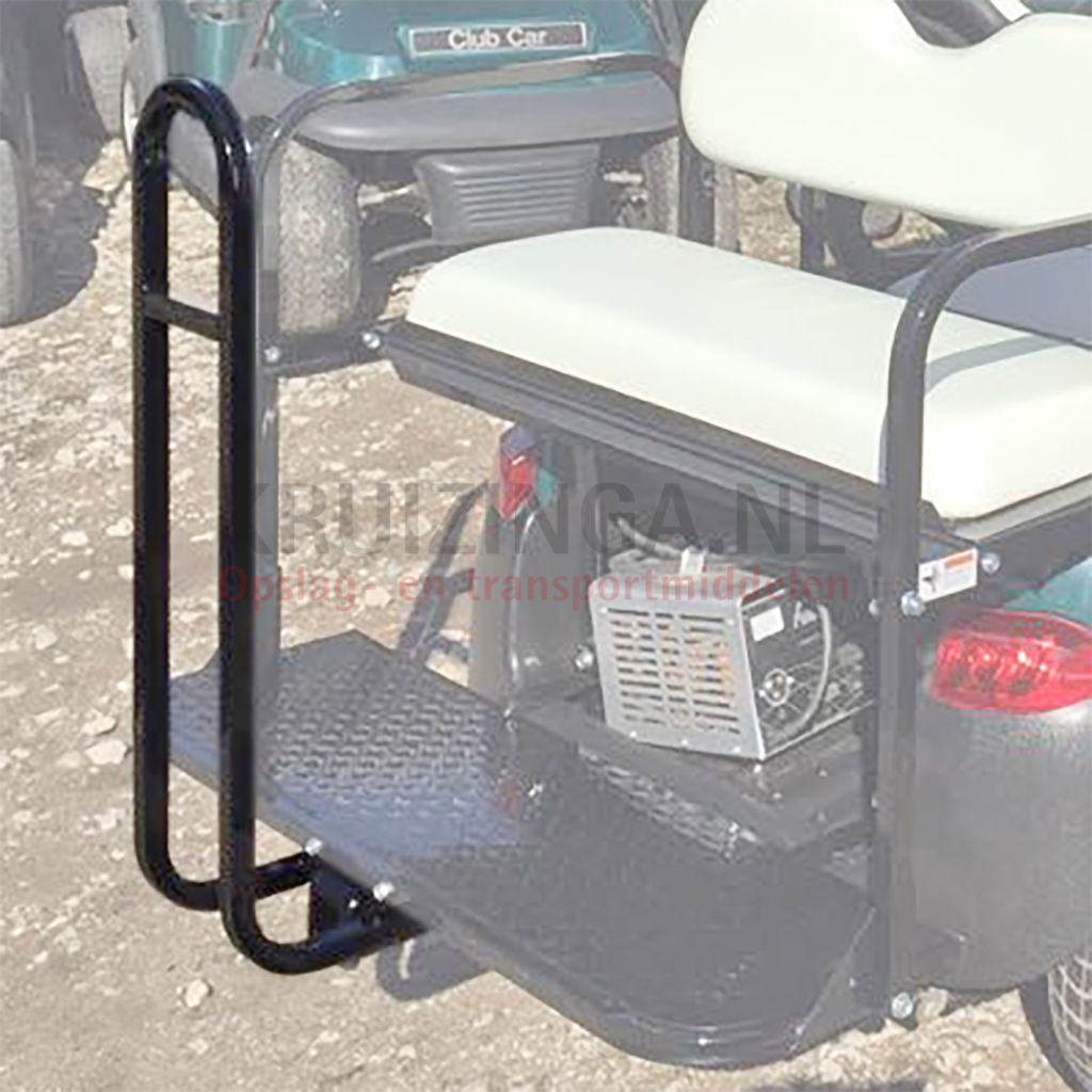 Golf Cart Towbar With Bracket For 4 Person Club Car Version For 4 Person Club Car 157 Kruizinga En