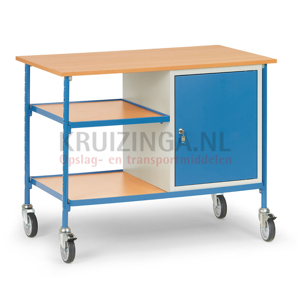 Plan De Travail 1M De Largeur nouveau table de travail chariot tablette plan de travail/ armoire/  plate-forme de chargement. dimensions: la: 1120, d: 650, h: 910 (mm). code