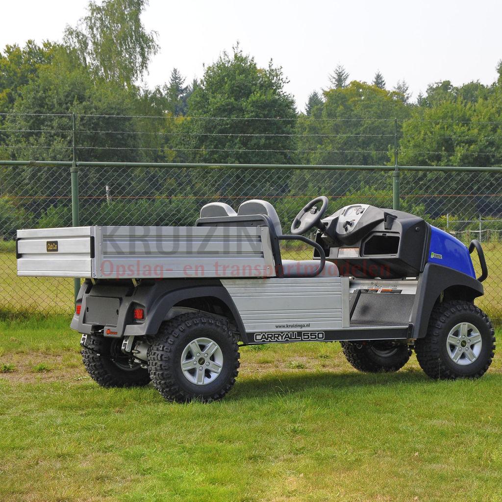 golfwagen club car carryall 550 mit ladefl che elektrisch. Black Bedroom Furniture Sets. Home Design Ideas