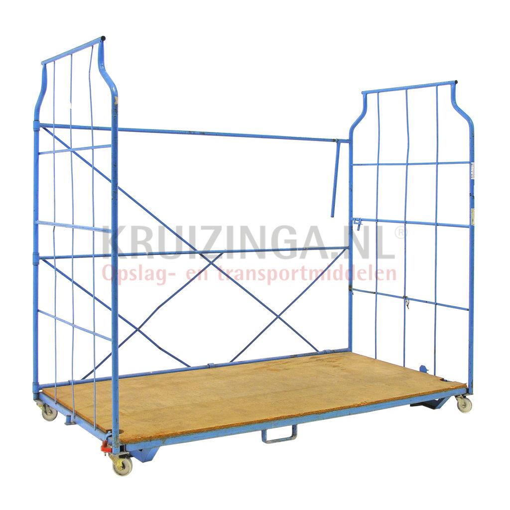 roll conteneur conteneur meubles l ch ssis emboitables occasion partir de 284 frais de. Black Bedroom Furniture Sets. Home Design Ideas