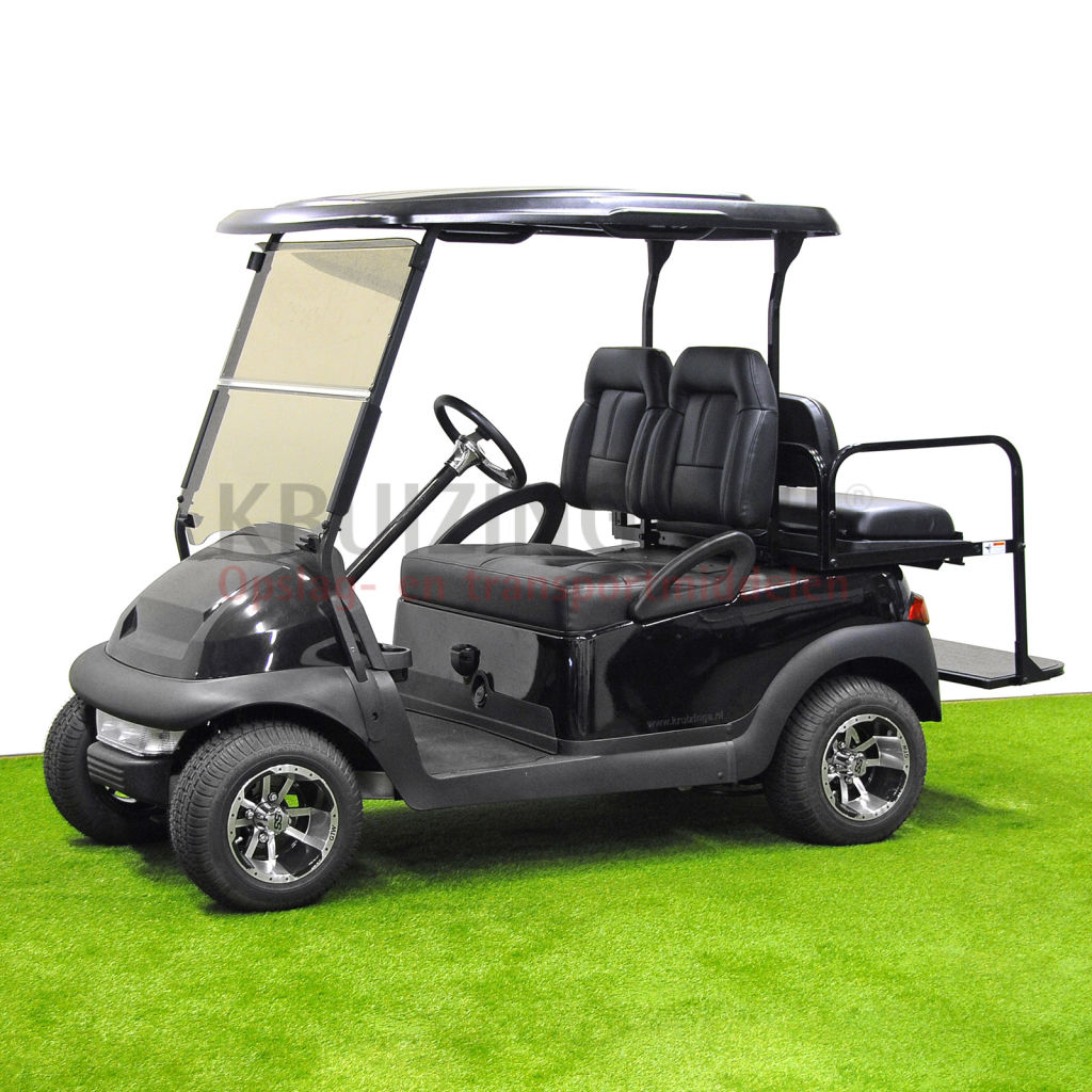 golfwagen club car precedent f r 4 personen elektrisch. Black Bedroom Furniture Sets. Home Design Ideas