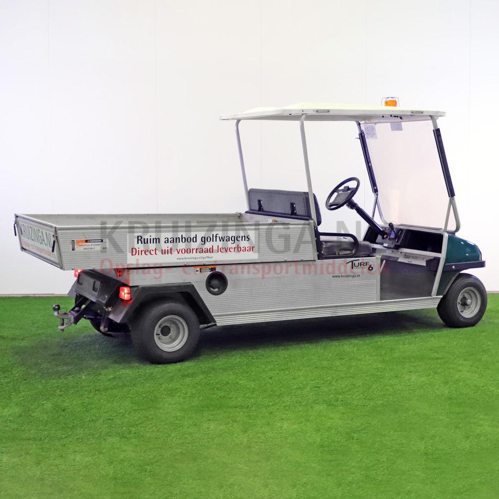 golfwagen club car carryall 2010 f r 2 personen benzin. Black Bedroom Furniture Sets. Home Design Ideas