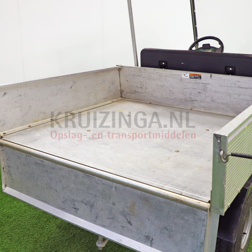 golfwagen club car carryall 2012 f r 2 personen benzin. Black Bedroom Furniture Sets. Home Design Ideas