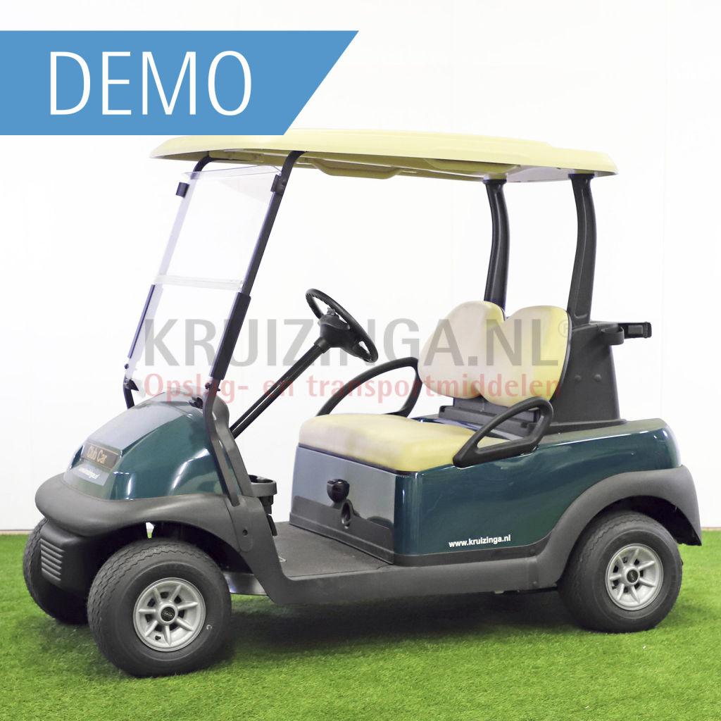 golfwagen club car precedent 2017 i2 f r 2 personen elektrisch gebraucht 5100. Black Bedroom Furniture Sets. Home Design Ideas