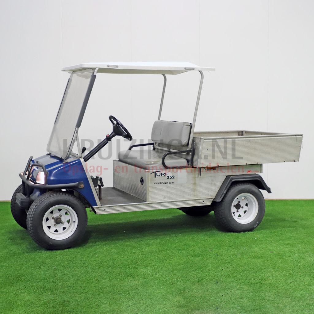 golfwagen club car carryall xrt mit ladefl che gebraucht. Black Bedroom Furniture Sets. Home Design Ideas