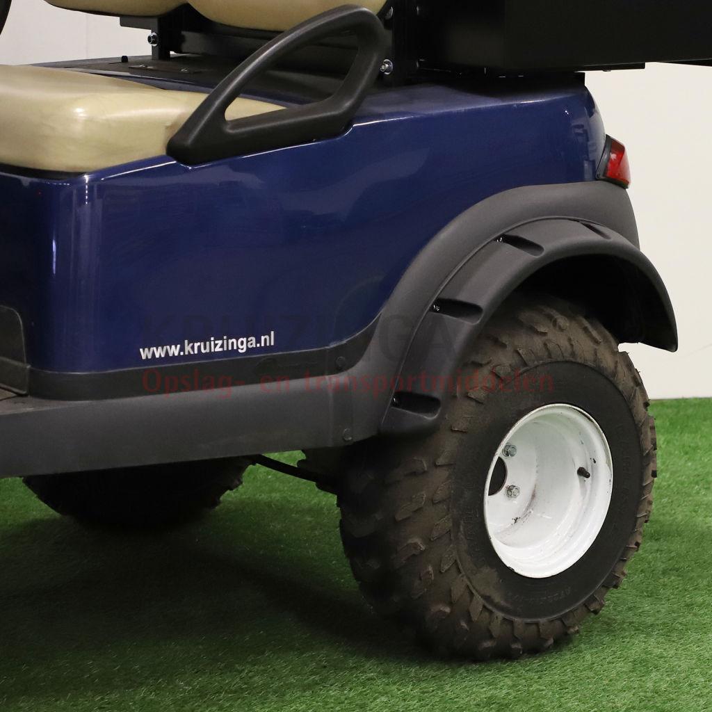 Golf Cart Club Car Precedent Off Road Avec Benne Occasion