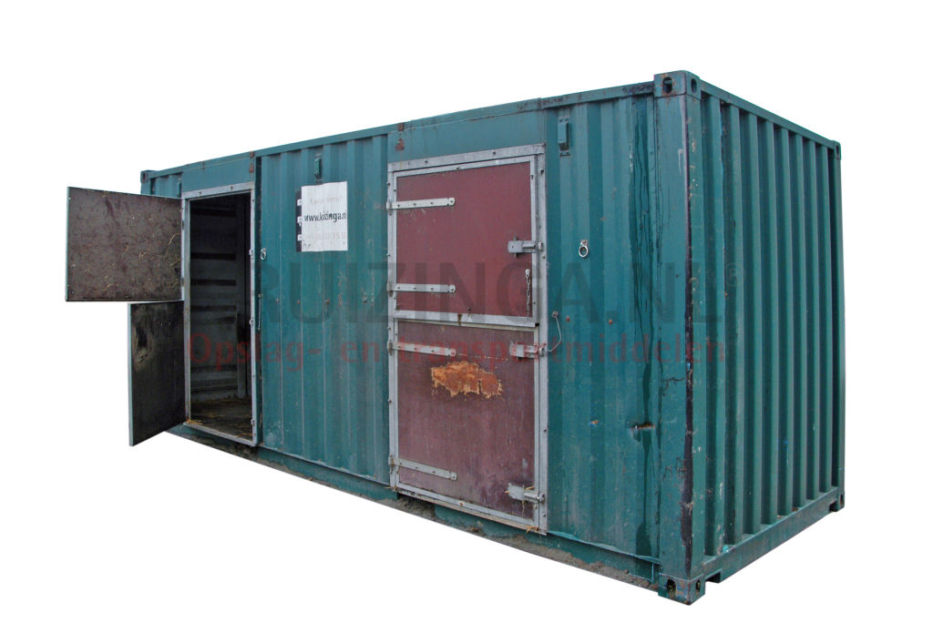 container mobiler pferdecontainer 20 fu gebraucht. Black Bedroom Furniture Sets. Home Design Ideas
