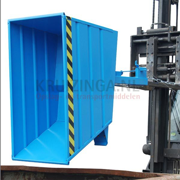 Automatic tilting tilting container automatic tilting for Construction container belgique