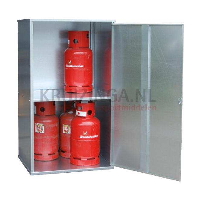 gas cylinder storage gas cylinder storage for 10 cylinders. Black Bedroom Furniture Sets. Home Design Ideas