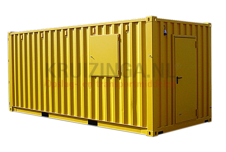 container kombicontainer 20 fu. Black Bedroom Furniture Sets. Home Design Ideas