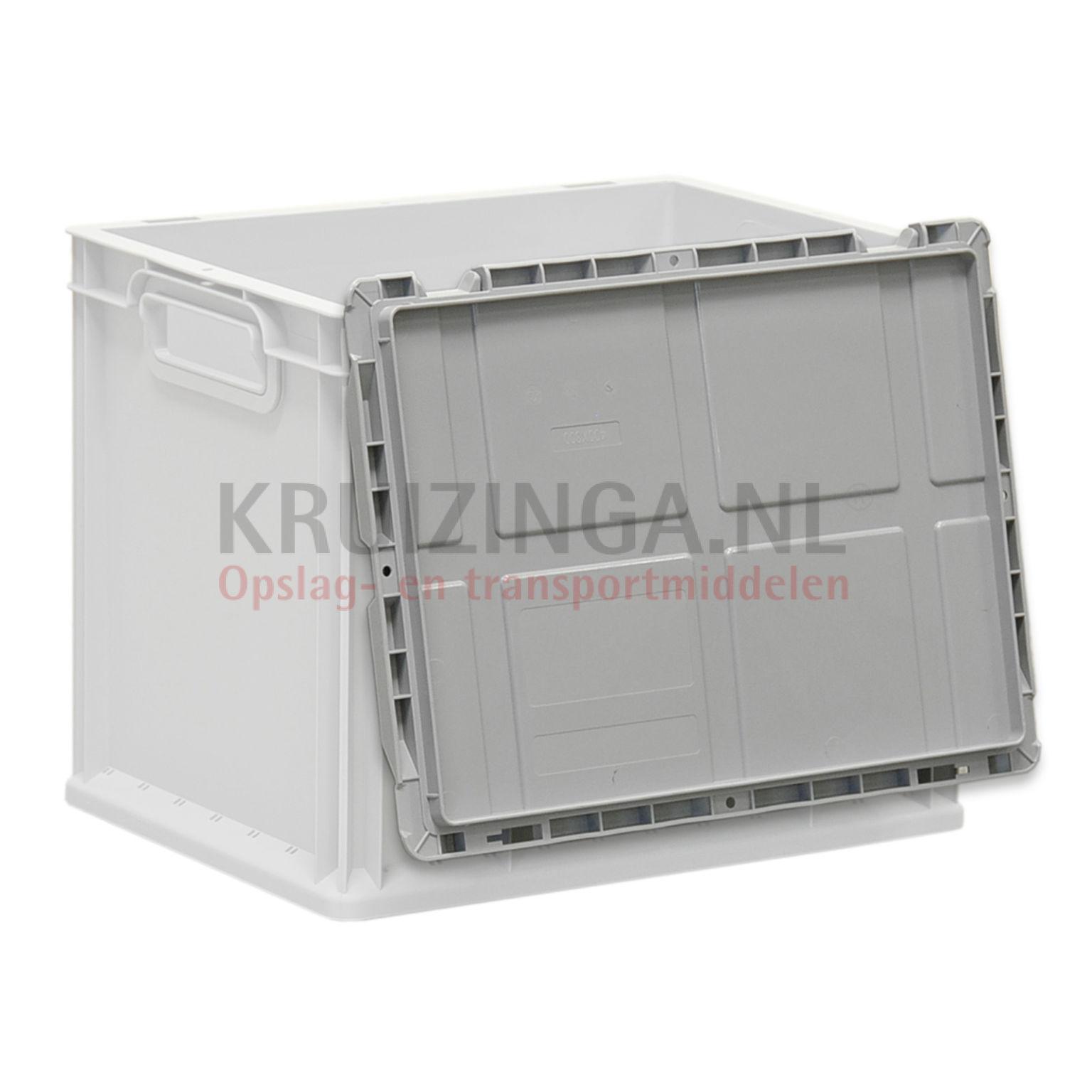 stapelboxen kunststoff zubeh r scharnierdeckel ab 5 20 frei haus. Black Bedroom Furniture Sets. Home Design Ideas