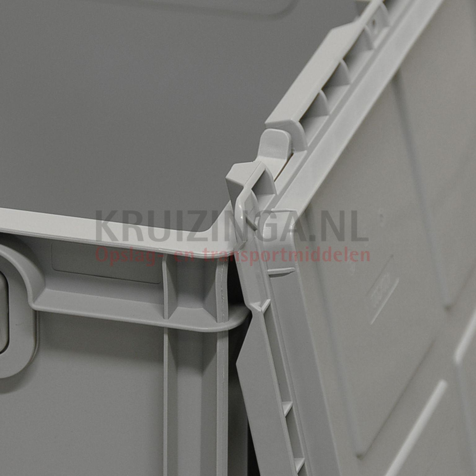 stapelboxen kunststoff zubeh r scharnierdeckel ab 6 60 frei haus. Black Bedroom Furniture Sets. Home Design Ideas
