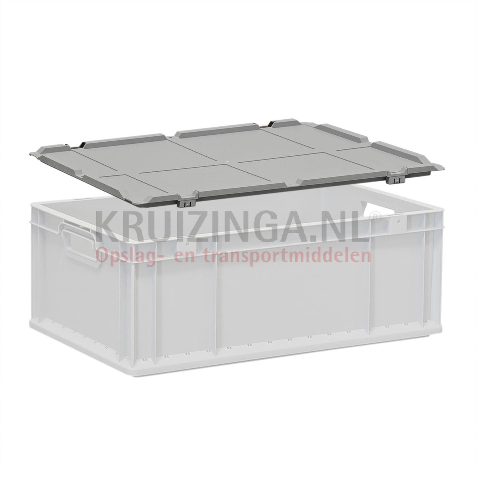 stapelboxen kunststoff zubeh r scharnierdeckel ab 6 35 frei haus. Black Bedroom Furniture Sets. Home Design Ideas