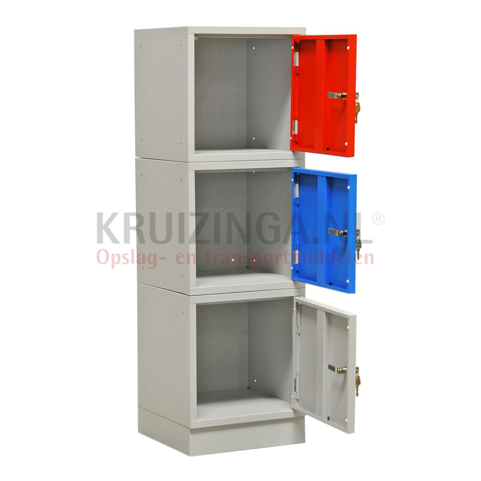 schrank helmschrank 1 t r sektion zylinderschloss 153 frei haus. Black Bedroom Furniture Sets. Home Design Ideas