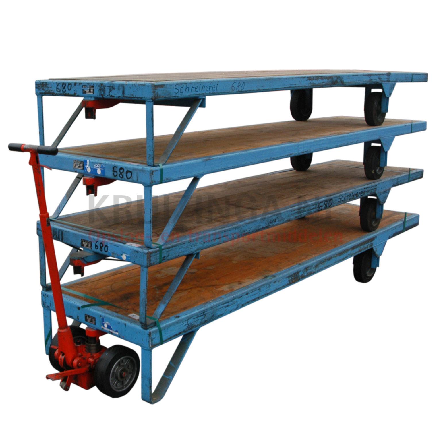 chariot transport plateforme roulant sans construction. Black Bedroom Furniture Sets. Home Design Ideas