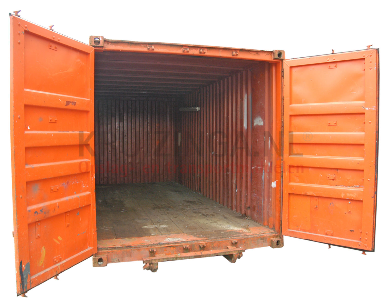 container absetzcontainer 20 fu gebraucht 1900. Black Bedroom Furniture Sets. Home Design Ideas