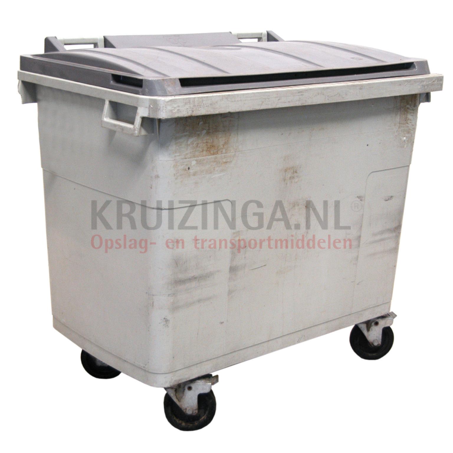 conteneur poubelle occasion d chets et hygi ne avec couvercle articul b qualit avec l ger. Black Bedroom Furniture Sets. Home Design Ideas