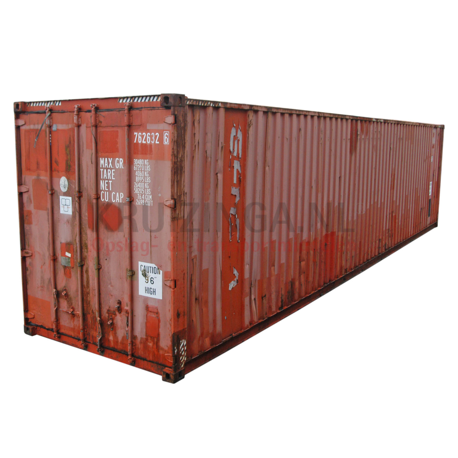 container high cube 40 fu gebraucht 1950. Black Bedroom Furniture Sets. Home Design Ideas