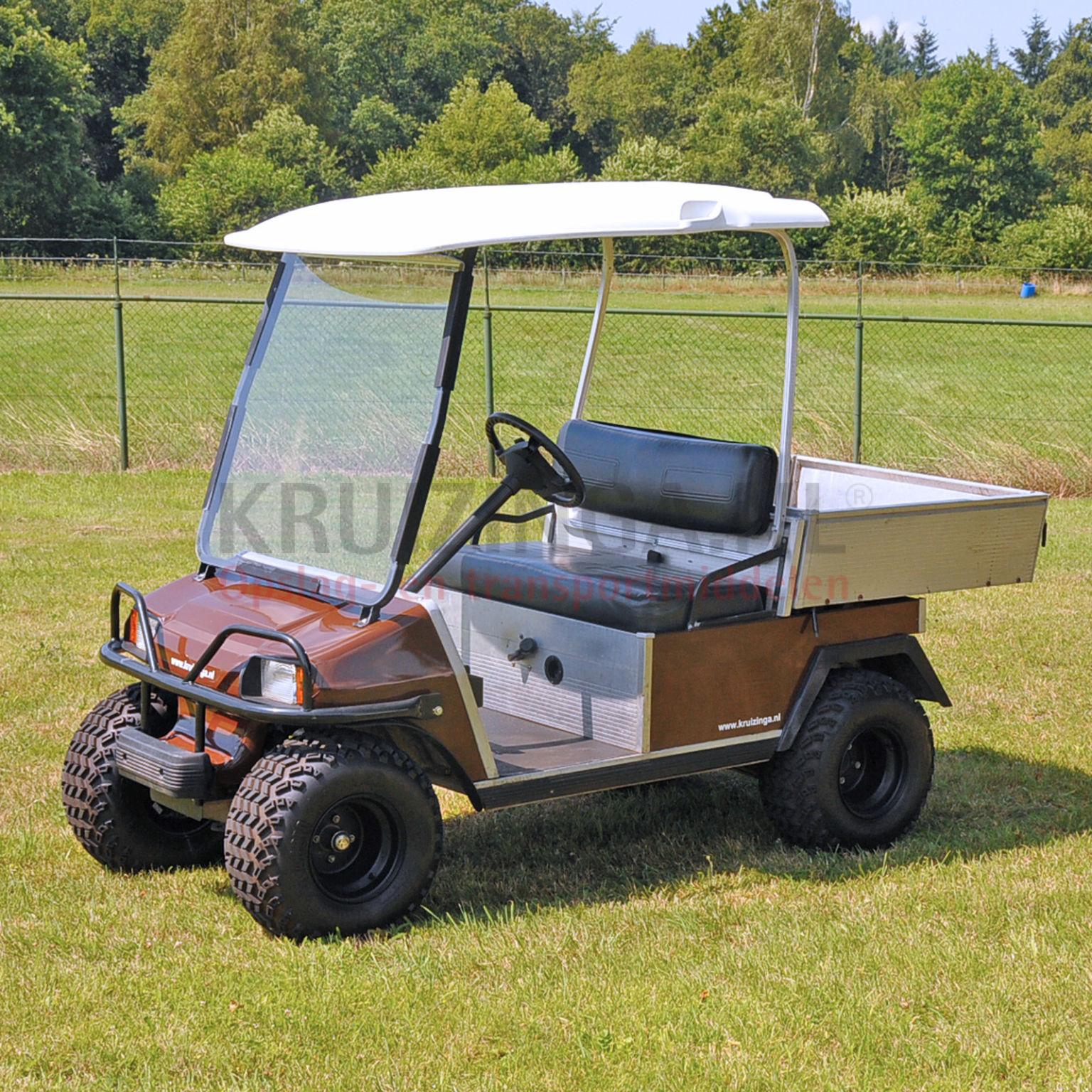 golf cart club car carryall pour 2 personnes lectrique occasion. Black Bedroom Furniture Sets. Home Design Ideas