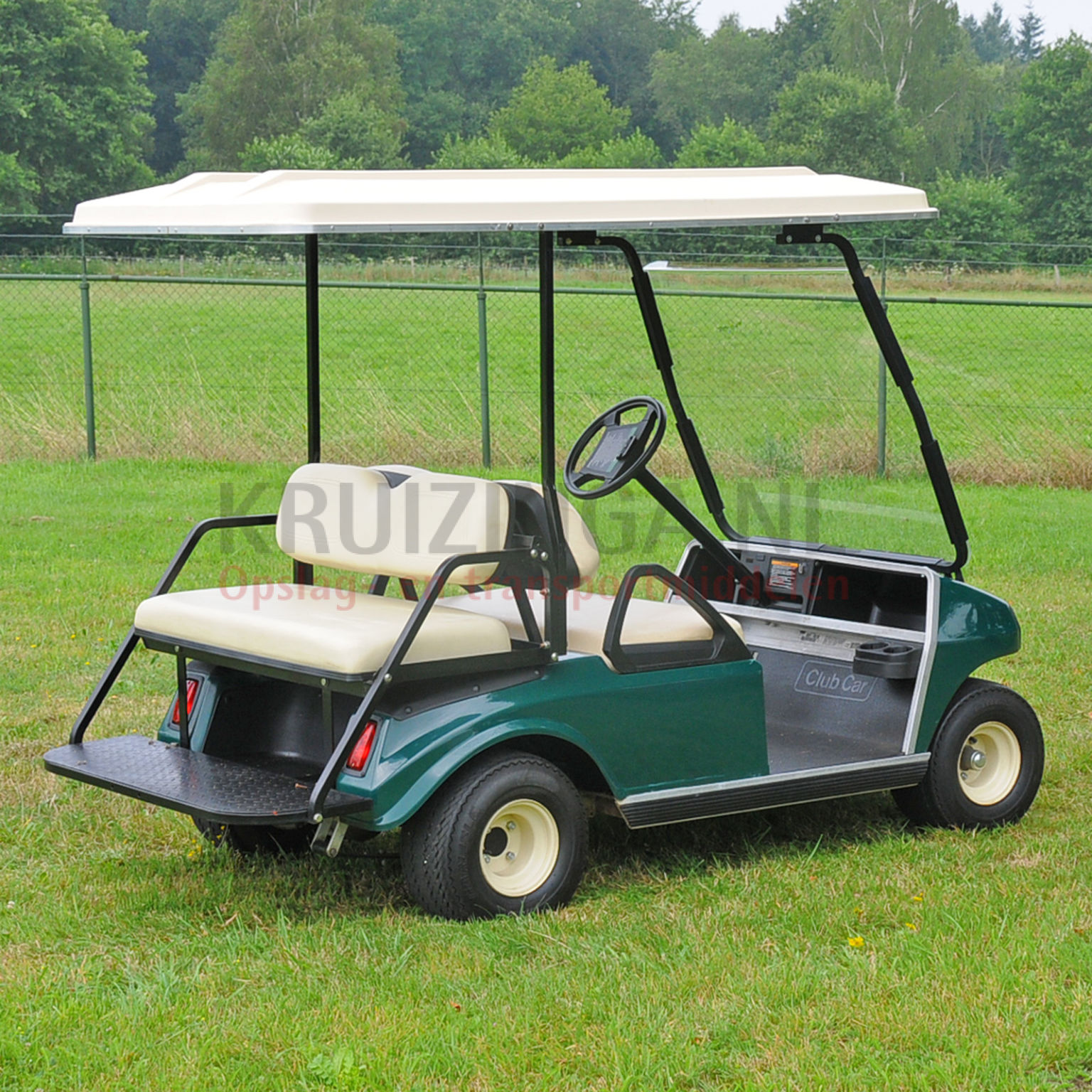 golf cart club car ds pour 4 personnes lectrique occasion. Black Bedroom Furniture Sets. Home Design Ideas