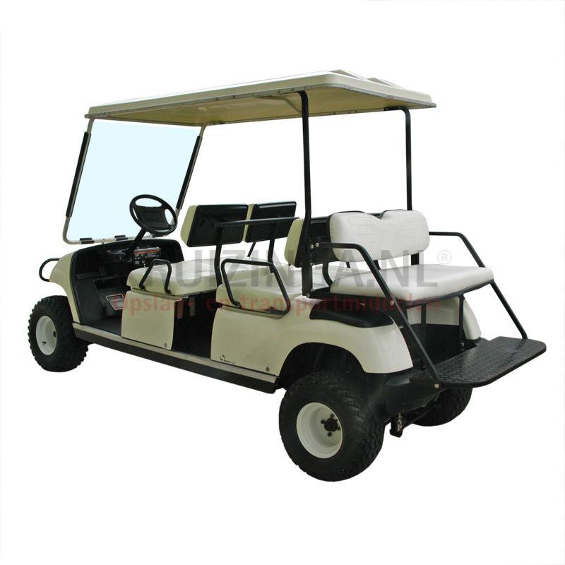 golfwagen yamaha f r 6 personen elektrisch gebraucht. Black Bedroom Furniture Sets. Home Design Ideas