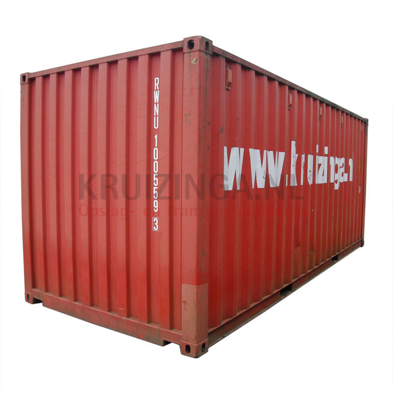 container materieelcontainer 20 ft a kwaliteit gebruikt 1950. Black Bedroom Furniture Sets. Home Design Ideas