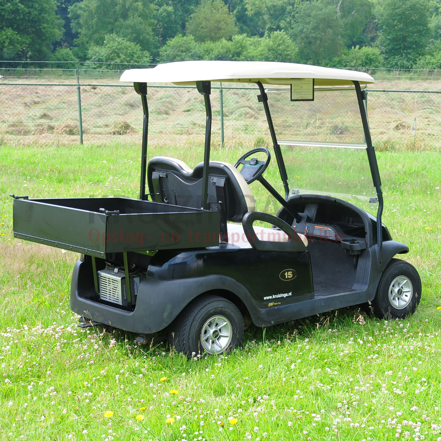golf cart club car precedent incl benne lectrique occasion. Black Bedroom Furniture Sets. Home Design Ideas