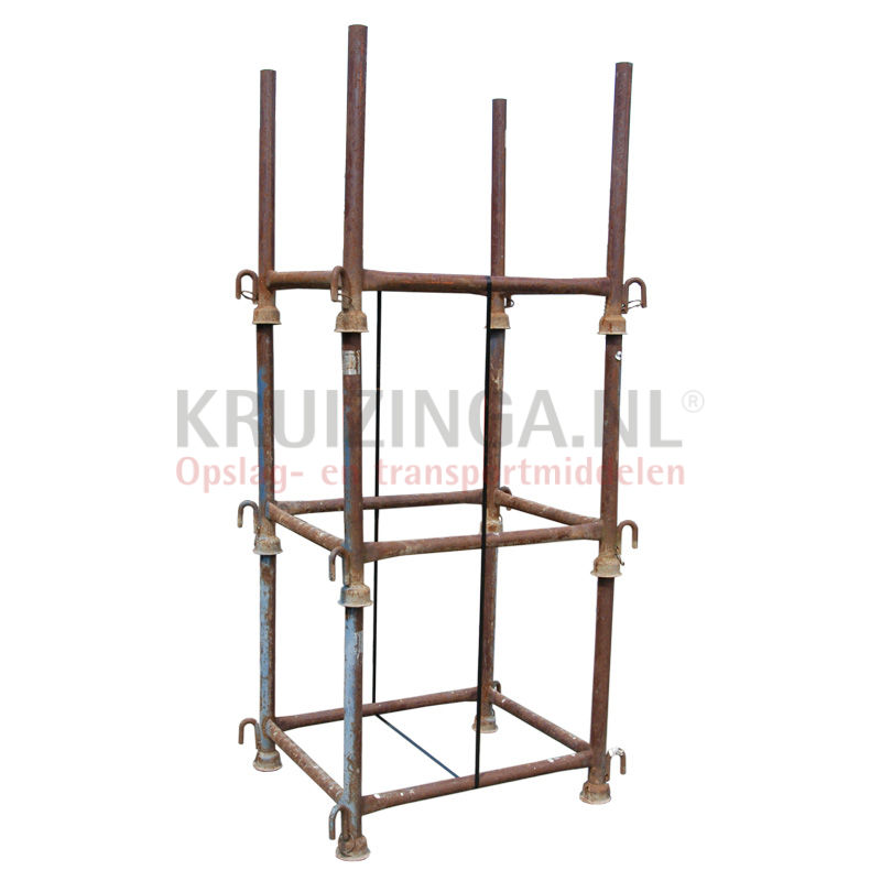 palette de stockage rack pour les cl tures en promotion occasion 127 50. Black Bedroom Furniture Sets. Home Design Ideas