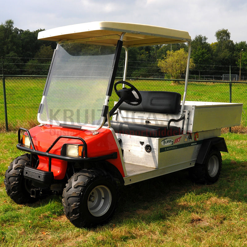 golf cart club car carryall pour 2 personnes essence occasion. Black Bedroom Furniture Sets. Home Design Ideas