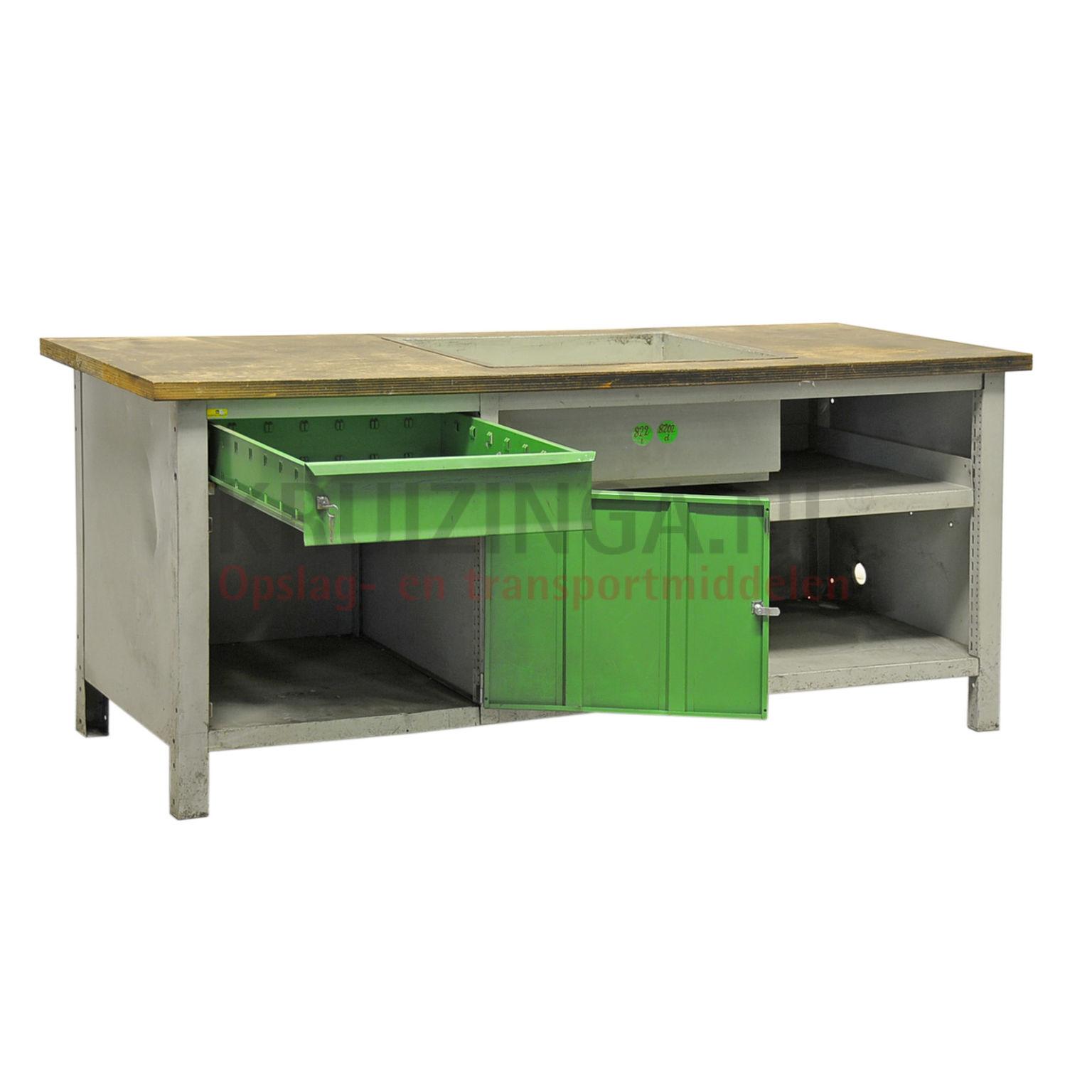 arbeitstisch arbeitstisch arbeitsplatte schrank schublade gebraucht. Black Bedroom Furniture Sets. Home Design Ideas