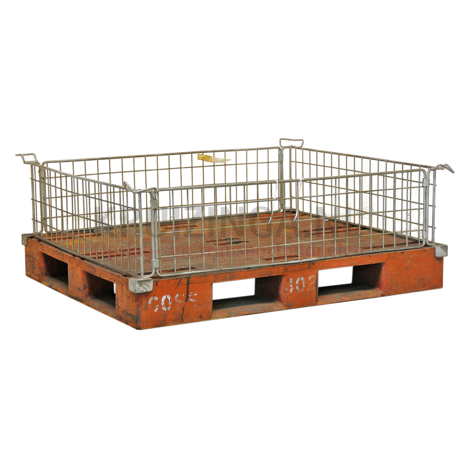 Pallet Stacking Frames Stackable Pallet Included Used € 19