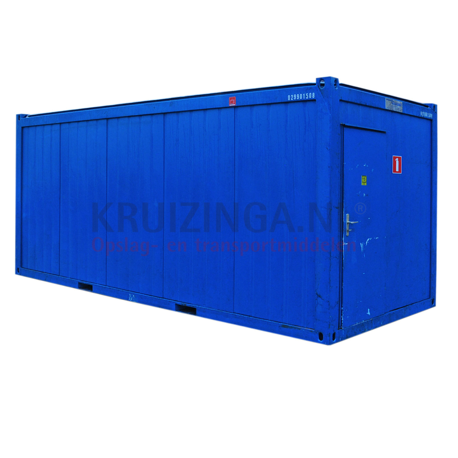 container b rocontainer 20 fu gebraucht 2450. Black Bedroom Furniture Sets. Home Design Ideas