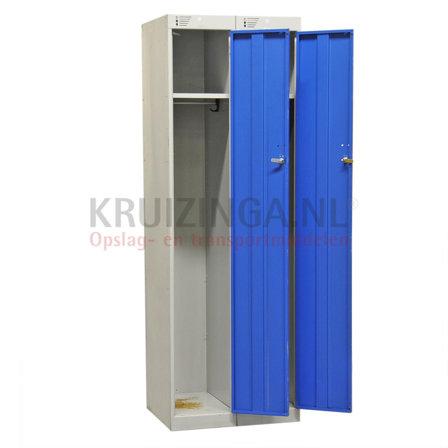 Armoire armoire vestiaire 2 portes occasion - Armoire vestiaire metal 2 portes ...