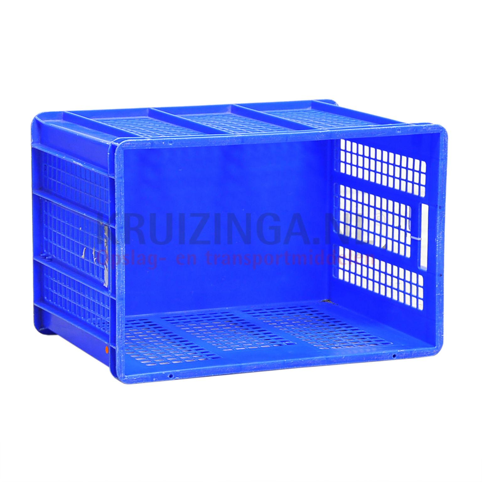 Bac Plastique Ajouré : bac de rangement plastique palettes en promotion parois ~ Edinachiropracticcenter.com Idées de Décoration