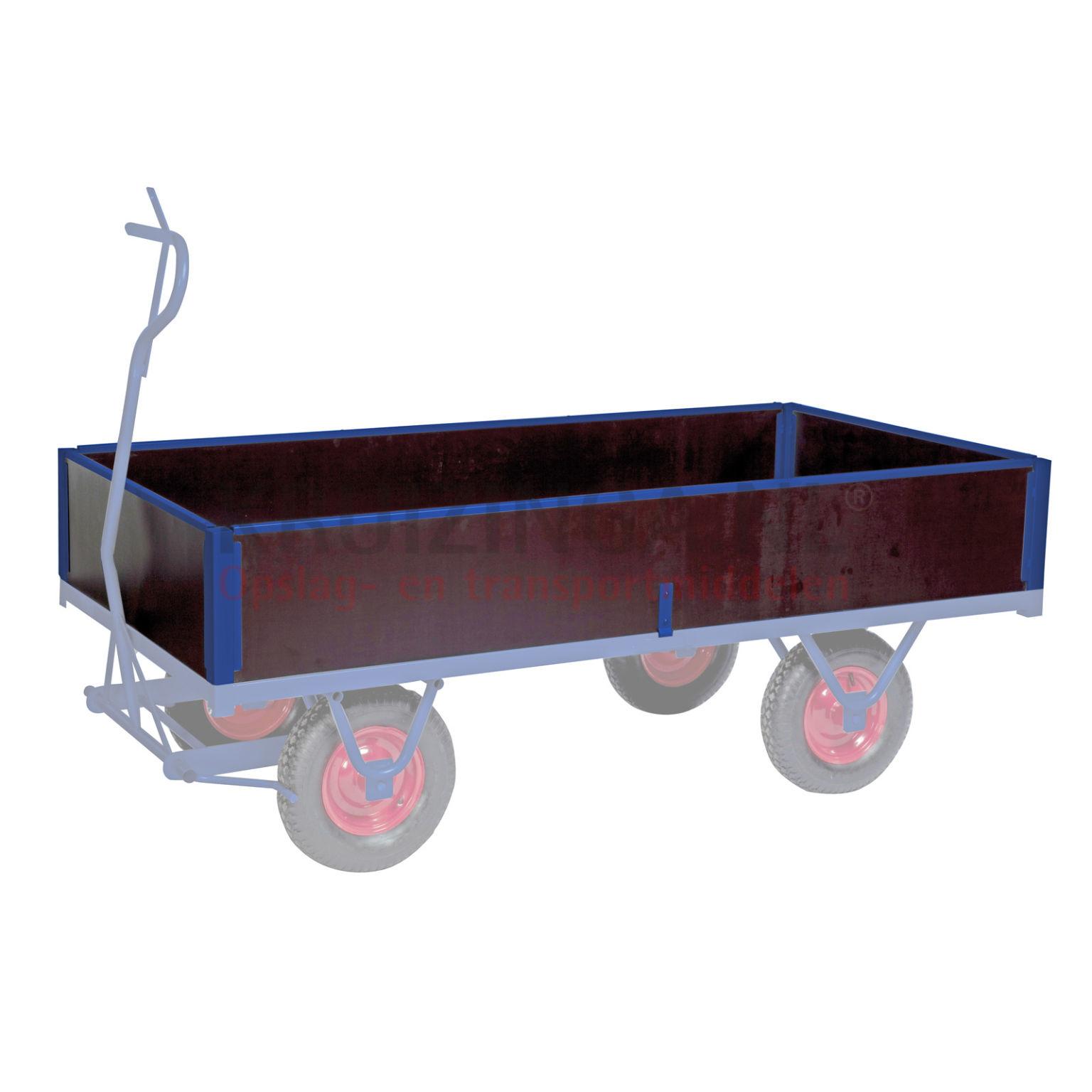 Chariot Transport Bois - Chariot Transport accessoires 4 parois en bois u20ac 254,13 Frais de livraison inclus Kruizinga fr