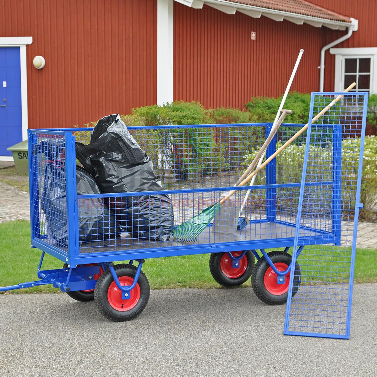 chariot transport accessoires grillage acier 4 pi ces 370 50 frais de livraison inclus. Black Bedroom Furniture Sets. Home Design Ideas