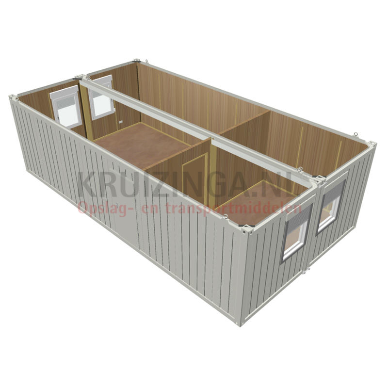 container accommodatiecontainer 30 ft 10500. Black Bedroom Furniture Sets. Home Design Ideas