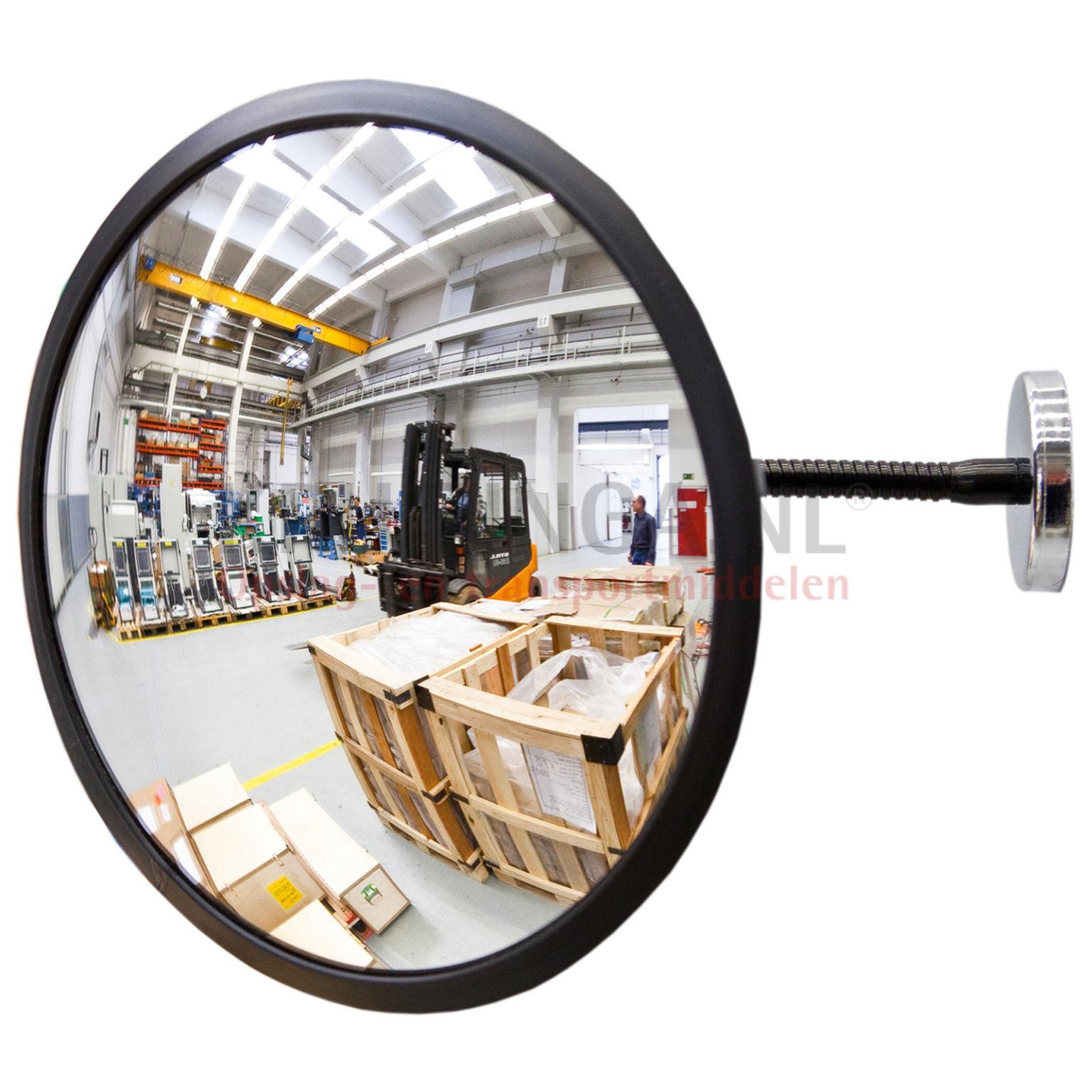 Miroirs de s curit s curit et marquage industry miroir for Miroir industrie